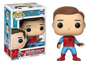 Figura Funko Pop de Spiderman Homecoming