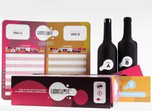 Ludicwine, el juego de cata de vinos