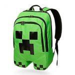 Mochila Creeper de Minecraft