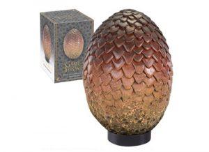 Réplica huevo de dragón Drogo de Juego de Tronos