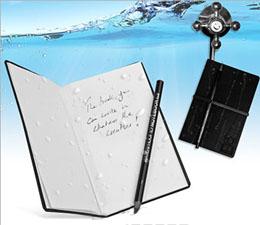 Cuaderno Resistente al Agua