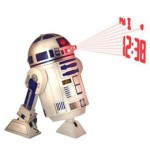 Despertador de Star Wars R2D2