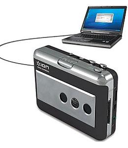 Conversor de Casete a MP3