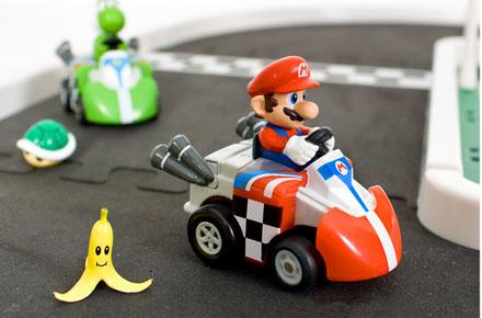 Super Mario Kart Mini