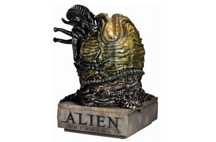 Antología de Alien, Edición Limitada con todas las películas y contenidos extra