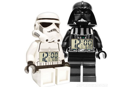 Despertadores de Star Wars Lego