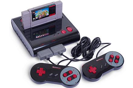 Adaptador de NES y SNES para volver a jugar a los clásicos