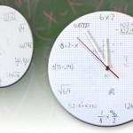 Reloj ecuacion