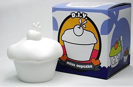 DIY miss cupcake