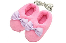 Regalo original San Valentin: Zapatillas USB