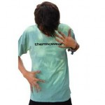 Camiseta que cambia de color con el calor