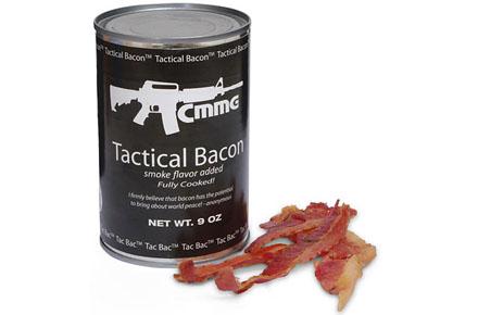 Bacon táctico de combate
