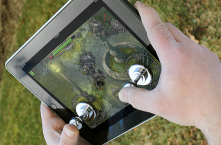 Joysticks para iPad