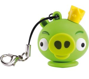 USB exclusivo cerdo Angry Birds