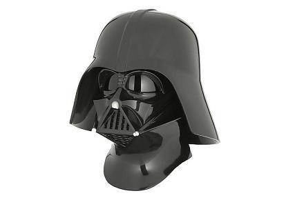 Hucha con forma de cabeza de Darth Vader