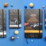 Moleskine Star Wars, edicion limitada de las famosas agendas