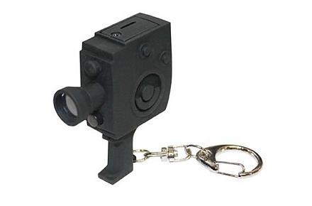 Llavero cámara de cine Super 8