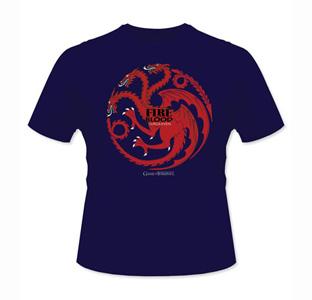 Camiseta Targaryen Juego de Tronos