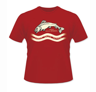 Camiseta Tully Juego de Tronos