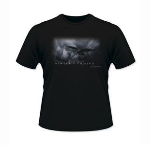 Camiseta Winter is Coming Juego de Tronos