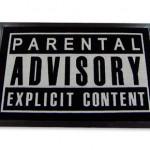 Felpudo Parental Advisory