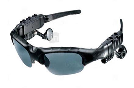 Gafas de sol con MP3