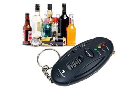 Llavero Alcoholimetro