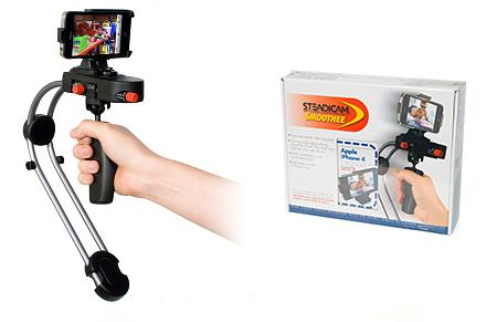 Steadycam para iPhone