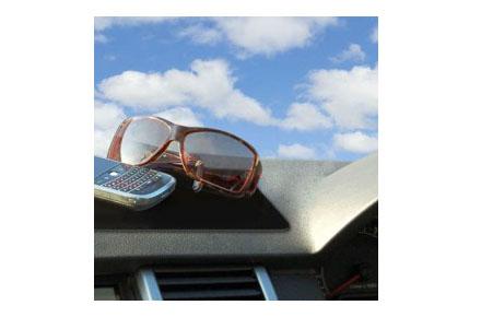 Alfombrilla anti-deslizante para el coche