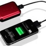 JustMobile Gum Plus, Batería recargable de bolsillo