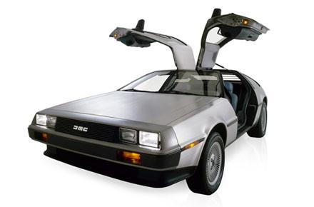 DeLorean Eléctrico, para los frikis más frikis de Regreso al Futuro