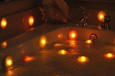 Luces de Spa para baño