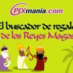 Buscador de regalos oficial de los Reyes Magos