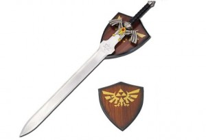 Espada Legend of Zelda: Twilight Princess Dark Link