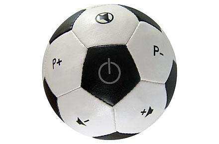 Mando a distancia Balón de Fútbol