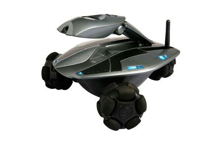 Rovio, el robot de vigilancia con cámara