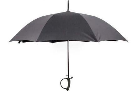 Paraguas sable, para frikis previsores