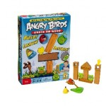 Juego Angry Birds en madera
