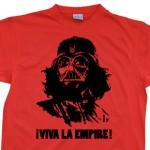 Camiseta de Darth Vader como Che Guevara