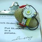 Kit de ciencia Patata-GLaDOS