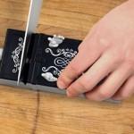 Afilador de cuchillos Sharpt Act