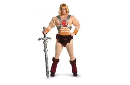 Disfraz de He-Man