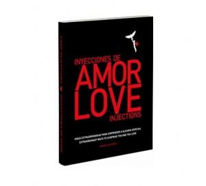 """Libro """"Inyecciones de Amor"""""""