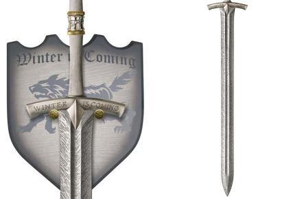Réplica Espada Eddard Stark, Canción de Hielo y Fuego