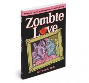 "Libro ""Zombie Love"""
