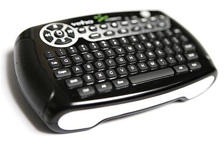 Ratón 3D y teclado wifi