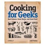 Libro de cocina para geeks