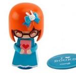 Muñeca mensajera Momiji