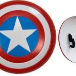 Réplica del escudo del Capitán América