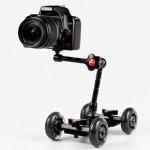 Soporte móvil para cámaras